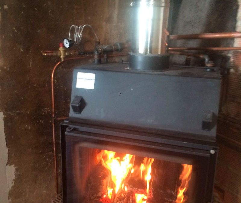 Fogón Calefactor